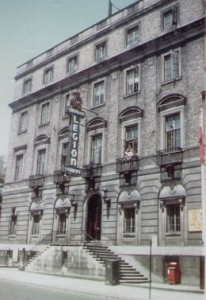 The original National Theater School in Montreal
