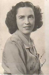 My beautiful Mom, Dori