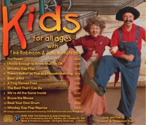 KIDS (for all ages) teaches and entertains